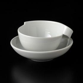 【現代の名工 白潟八洲彦】ティーカップ&ソーサー 新 Tea cup &saucer