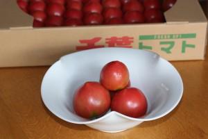 トマト 箱・器small