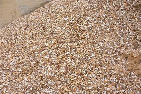 陶石採掘と採石場
